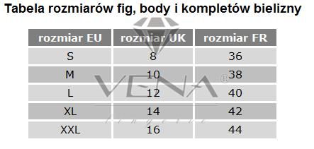 e708dfde721323 Tabela rozmiarów | Vena-Bielizna.pl